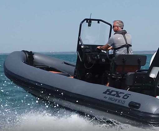 RYA Powerboat